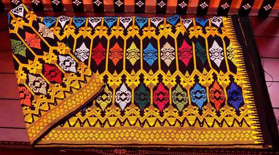 kerajinan tekstil