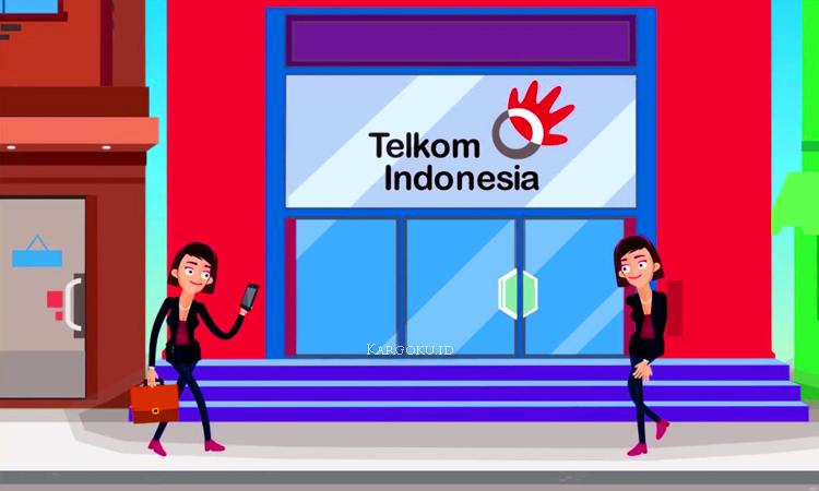 Kargoku - PT Telekomunikasi Indonesia (Persero) Tbk (IDX: TLKM, NYSE: TLK) - Biasanya disebut Telkom Indonesia atau Telkom adalah perusahaan yang bergerak dibidang jasa informasi dan komunikasi dan jaringan telekomunikasi di Indonesia. Telkom mengklaim sebagian perusahaan telekomunikasi terbesar di Indonesia, dengan jumlah pelanggan telkom tetap sebanyak 15 juta dan pelanggang telpon seluler 104 juta.