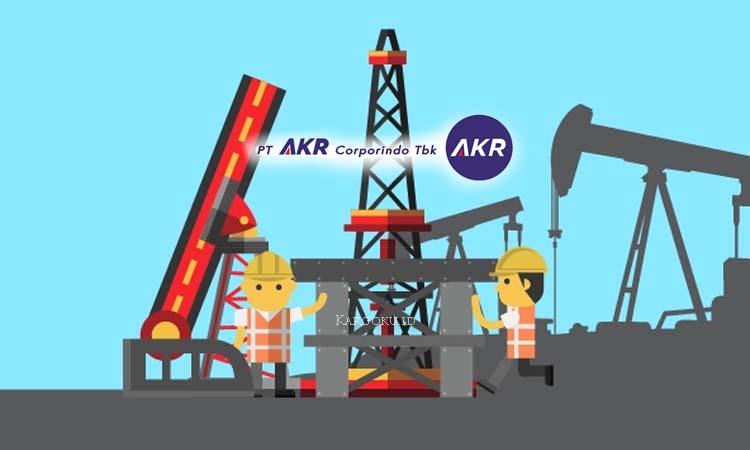 Kargoku - PT AKR Corporindo Tbk (IDX: AKRA) - adalah sebuah perusahaan multinasional yang bermarkas di Jakarta, Indonesia. Perusahaan ini didirikan pada tanggal 28 November 1977 dengan nama Aneka Kimia Raya. Perusahaan ini pada umumnya membuat berbagai macam produk bahan bakar dan gas alam. Pada awalnya, perseroan hanya fokus pada perdagangan bahan kimia dasar.