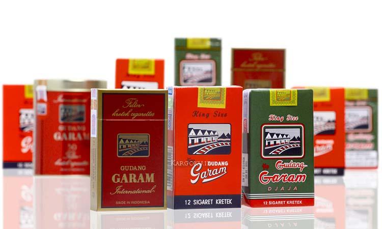 Kargoku - PT Gudang Garam Tbk. (IDX: GGRM) adalah sbuah merek atau produsen rokok terbesar di Indonesia yang populer di kelasnya. Berdiri pada 26 Juni 1958 oleh Surya Wonowidjojo, perusahaan rokok ini menduduki peringkat pertama dan terbesar kalima di Indonesia menurut tahun pendiriannya (jika dibandingkan perusahaan rokok nasional seperti Djarum dan Nojorono) dalam produksi kretek.