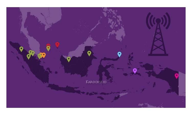 Kargoku - Sarana Menara Nusantara Tbk (IDX: TOWR) - Sarana Menara Nusantara (SMN) adalah perseroan terbatas yang begerak di bidang investasi dan jasa penunjang telekomunikasi di Indonesia. Produknya adalah penyewaan dan perawatan menara telekomunikasi nirkabel untuk semua operator telekomunikasi di Indonesia.