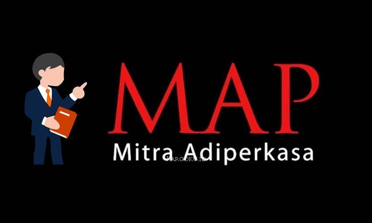 Kargoku - PT Mitra Adiperkasa Tbk. (IDX: MAPI) - atau MAP adalah sebuah perusahaan ritel yang berpusat di Jakarta, Indonesia. Didirikan pada tahun 1995, MAP mengalami pertumbuhan pesat selama bertahun-tahun ditandai dengan peluncuran saham perdana perusahaan pada bulan November 2004.