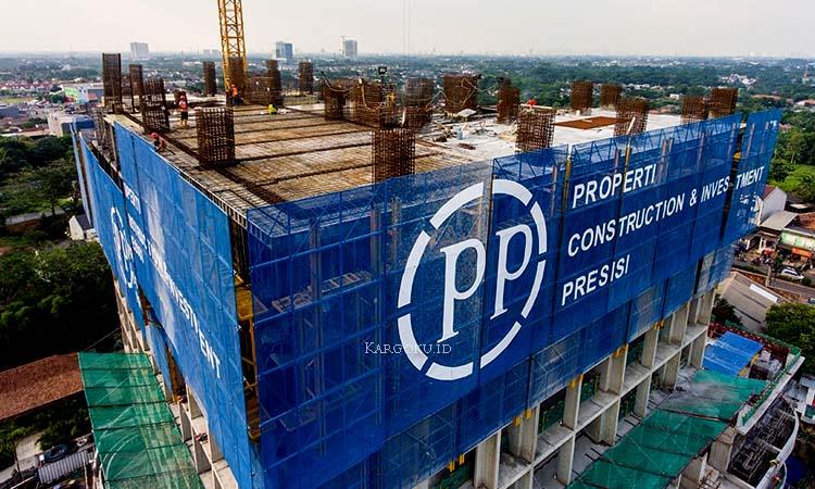 Kargoku - PT Pembangunan Perumahan (persero) Tbk, (IDX - PTPP) disingkat PT PP (Persero), Tbk, namun lebih populer disebut PT PP atau PP adalah salah satu BUMN yang bergerak di bidang perencanaan dan konstruksi bangunan. PT PP berdiri pada tanggal 26 Agustus 1953 dengan nama VN Pembangunan Perumahan.