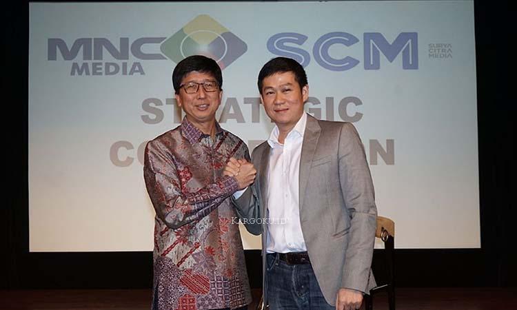 Kargoku - PT Surya Citra Media Tbk (IDX: SCMA) - adalah perusahaan yang bergerak dalam industri media berbasis konten. Perusahaan ini memiliki stasiun televisi terestrial swasta nasional SCTV dan Indosiar yang telah tercatat publik di Bursa Efek Jakarta (sekarang Bursa Efek Indonesia) dengan kode IDX: SCMA sejak pada tanggal 16 Juli 2002 sebagai papan utama.