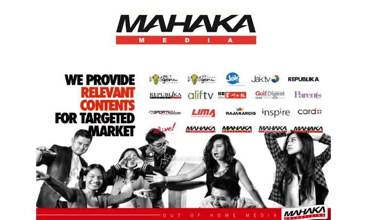 """Kargoku - PT Mahaka Media Tbk (IDX; ABBA)- Dengan tagline """"Beyond Media Creation"""" Mahaka Media adalah perusahaan media multiplatform yang membuat, menjual, mengumpulkan dan mendistribusikan konten komunikasi melalui semua platform yang dibutuhkan konsumen."""