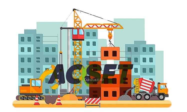 Kargoku - PT Acset Indonusa Tbk (IDX: ACST) - Pada tahun 1995 adalah awal mula PT Acset Indonusa Tbk dalam industri konstruksi. ACSET, yang didirikan sebagai spesialis di bidang fondasi, telah berhasil di bidang industri dan memperluas berbagai pekerjaannya ke bidang pembongkaran sistematis, pembangunan gedung-gedung pencakar langit dan pekerjaan sipil, hingga bidang infrastruktur di tanah air.