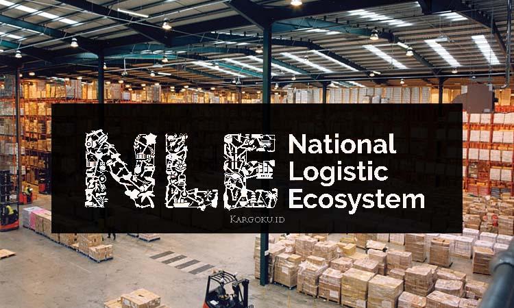 Kargoku - National Logistic Ecosystem (NLE) - Permasalahan logistik nasional merupakan salah satu bagian yang sangat menentukan daya kompetisi perekonomian Indonesia. Hal ini membuat pemerintah melakukan cara menghilangkan hambatan dan mengurangi biaya arus barang dalam perdagangan Domestik dan Internasional.